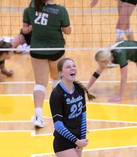 Bobcats awarded top seed for state volleyball