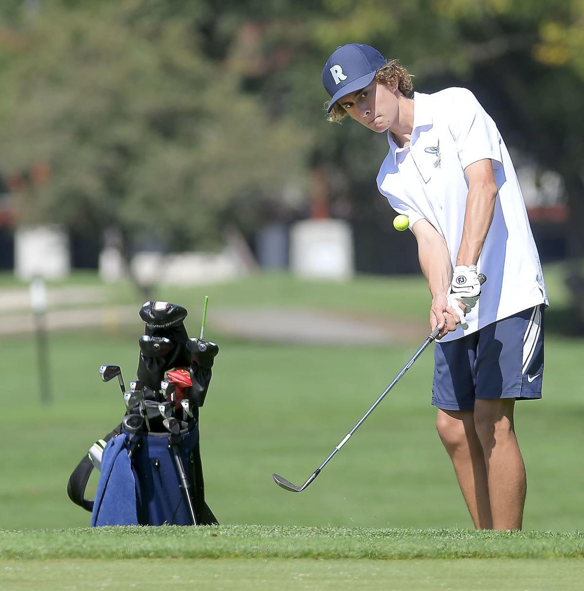 high school golf RIDGELINE (main)