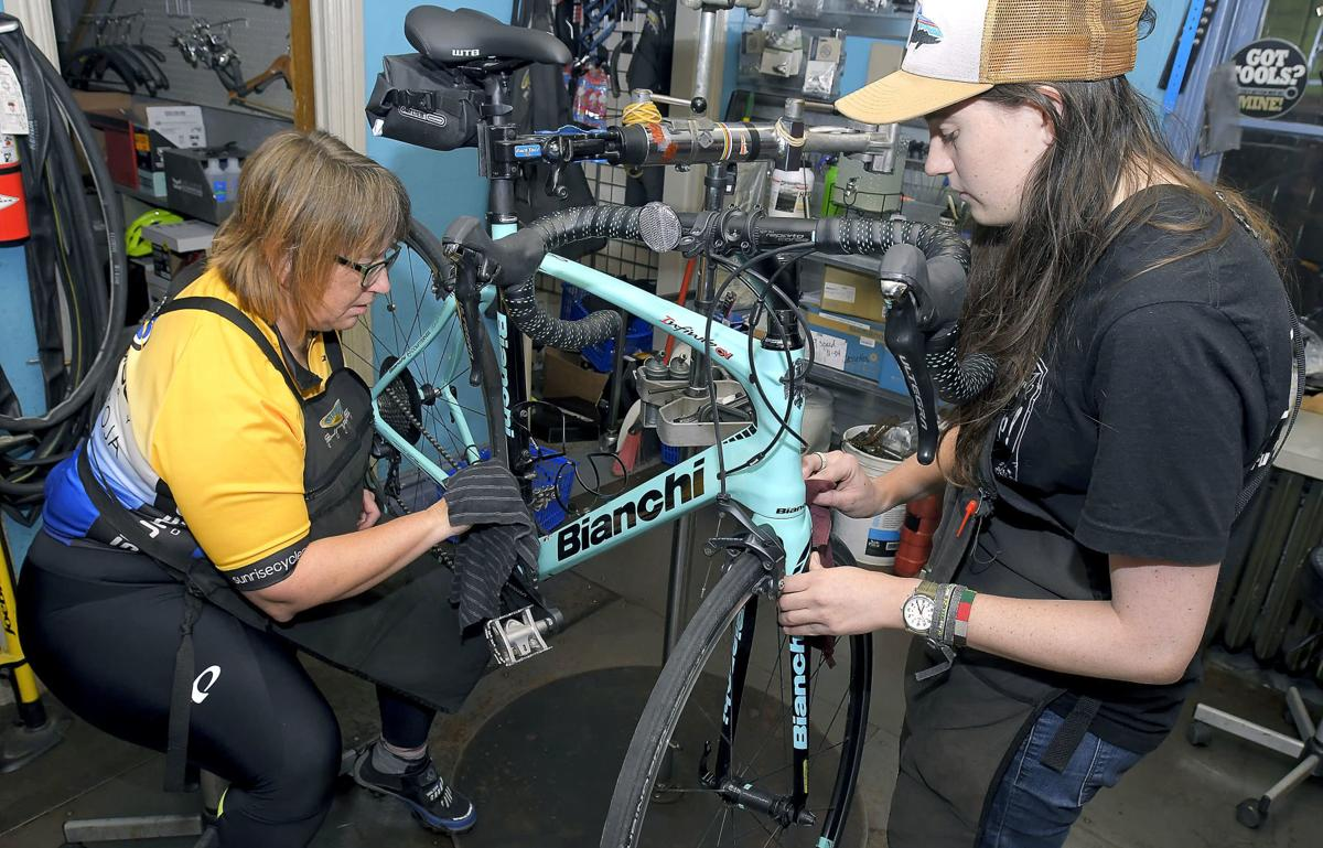 bike repair class MAIN