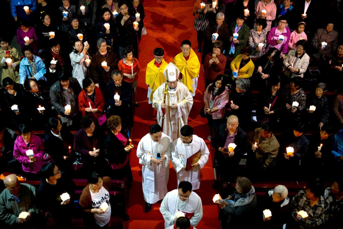 China Vatican MAIN