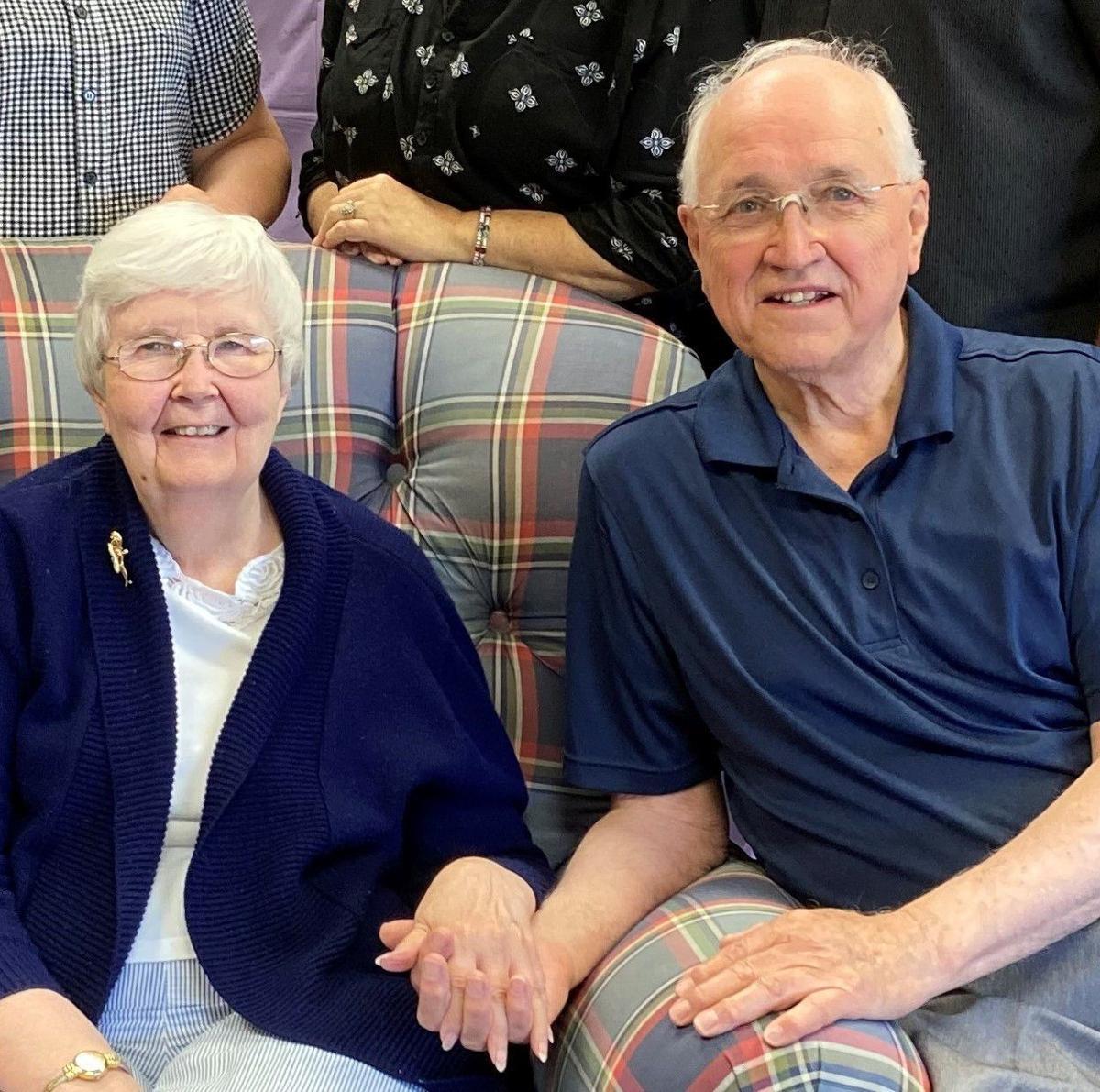 Marcia and Dan modern