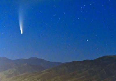 wildart comet