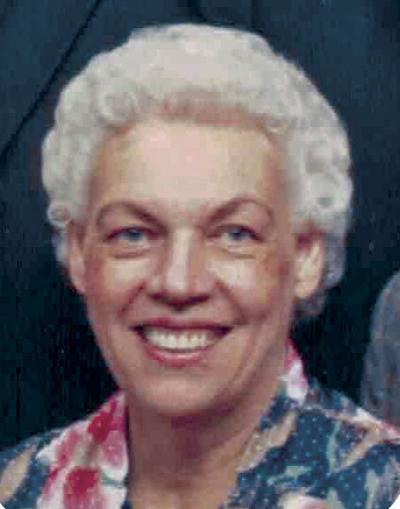 Melba Jaussi Martin
