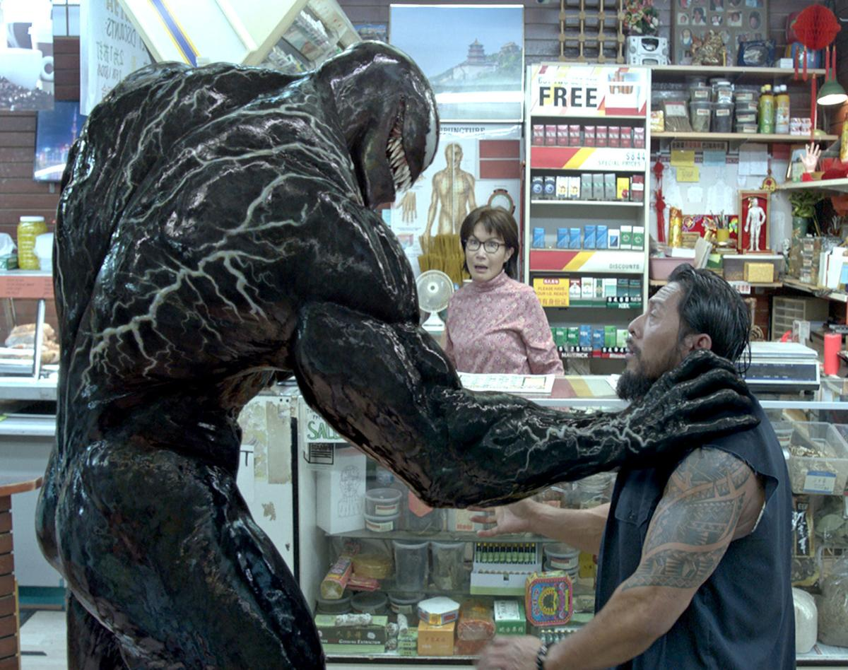 Film Review - Venom
