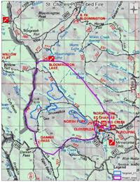 Montpelier Ranger District to Implement Prescribed Fire in  St. Charles area