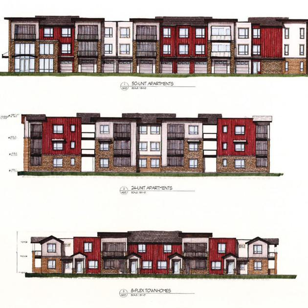 Nearby Apartment Complexes: Logan Approves 180-unit Apartment Complex Near USU