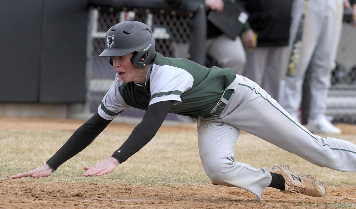 Logan Green Canyon Baseball