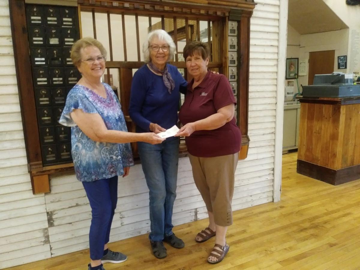 Local clubs donate to BRV Museum