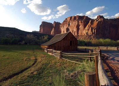 Exchange Aging Rural Utah