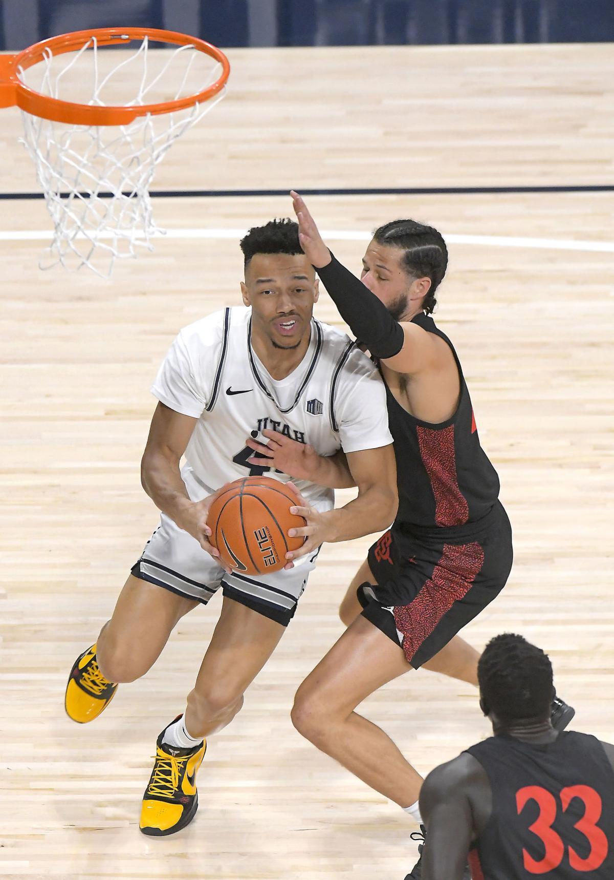 San Diego St Utah St Basketball