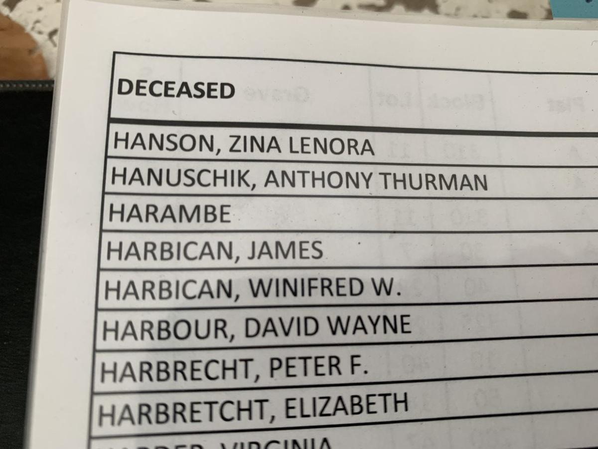 Harambe secondary