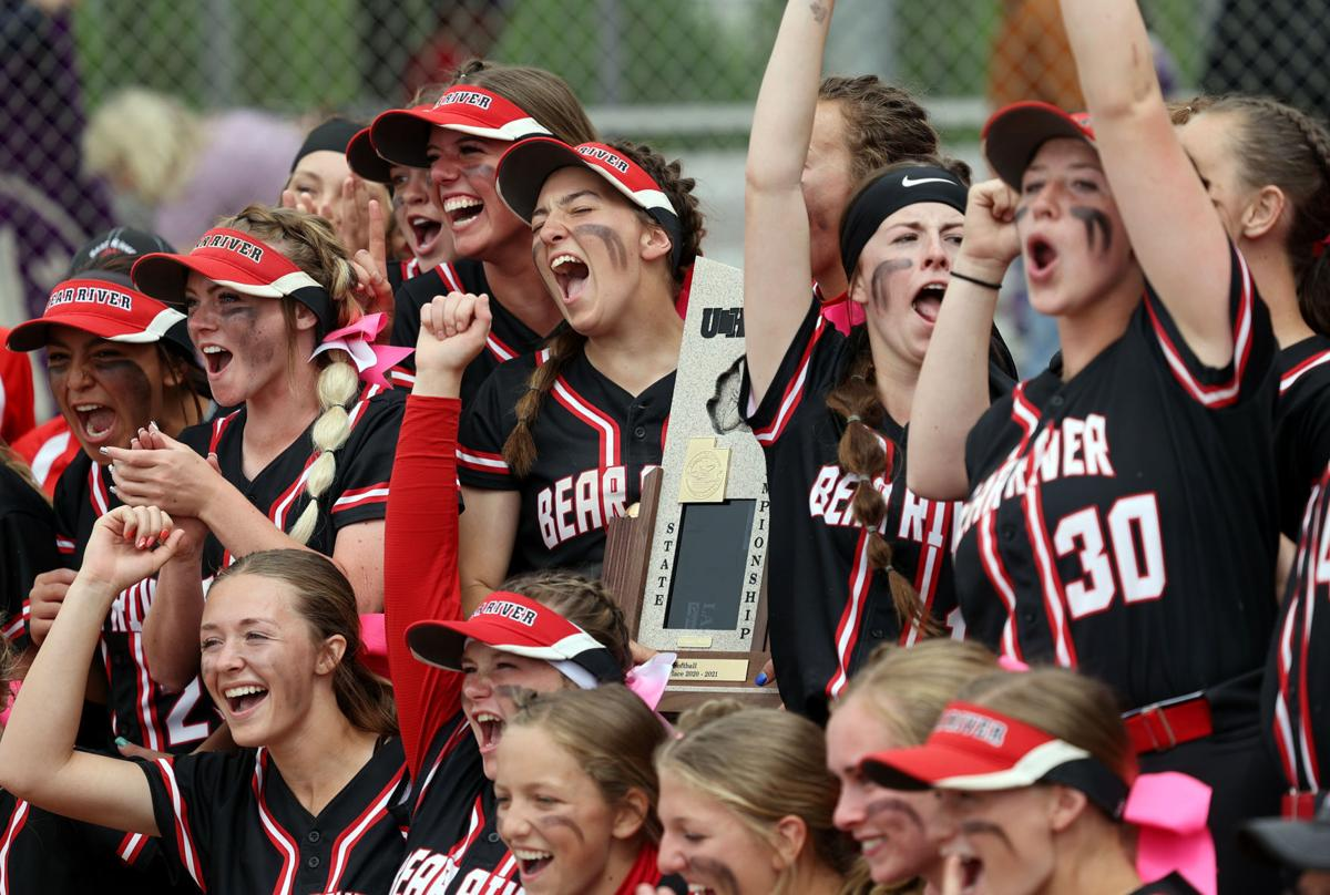 A perfect '10': Bear River softball captures 4A state championship