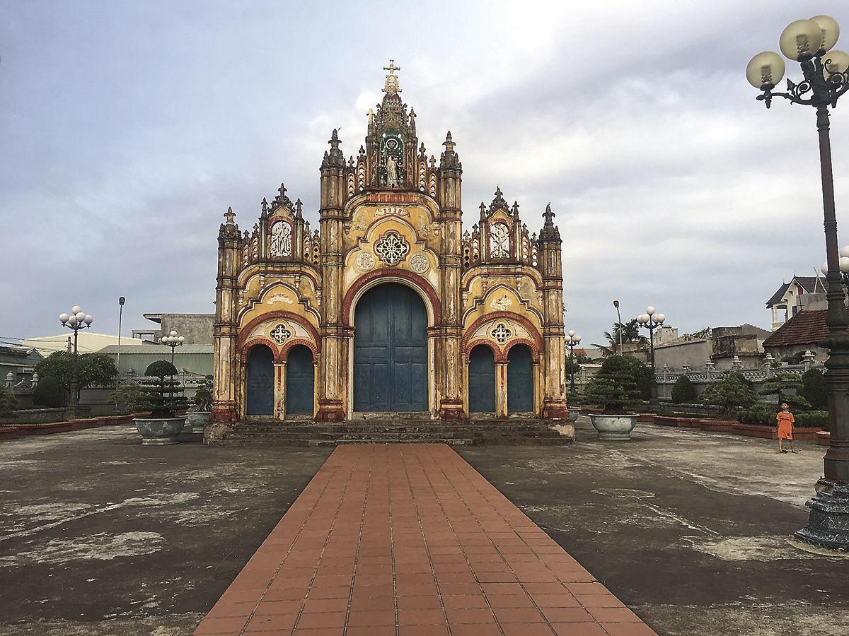 Vietnam church