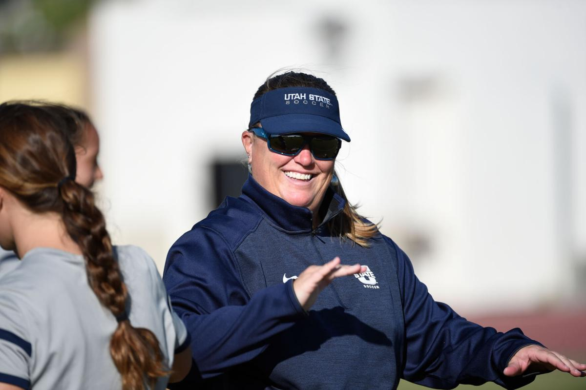 Cairns to step away as USU's soccer coach