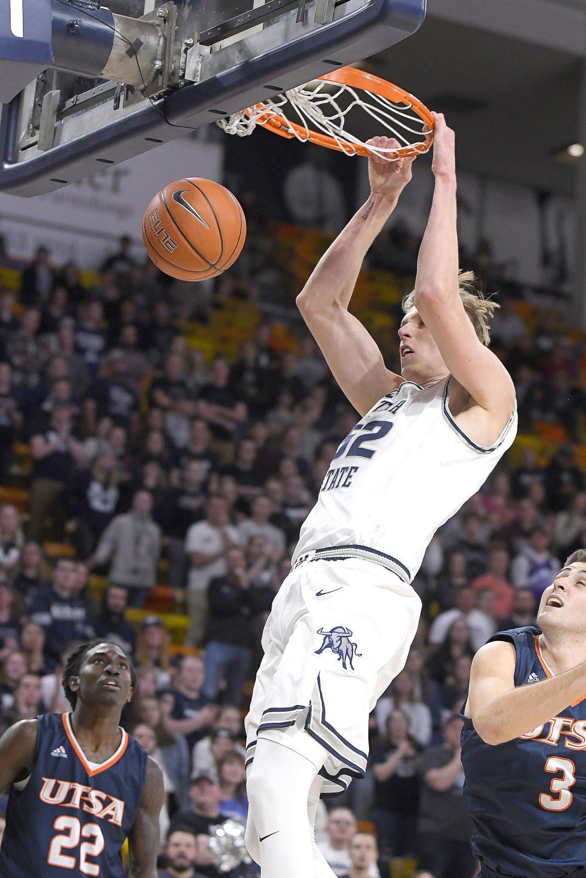 UTSA Utah St Basketball SECONDARY
