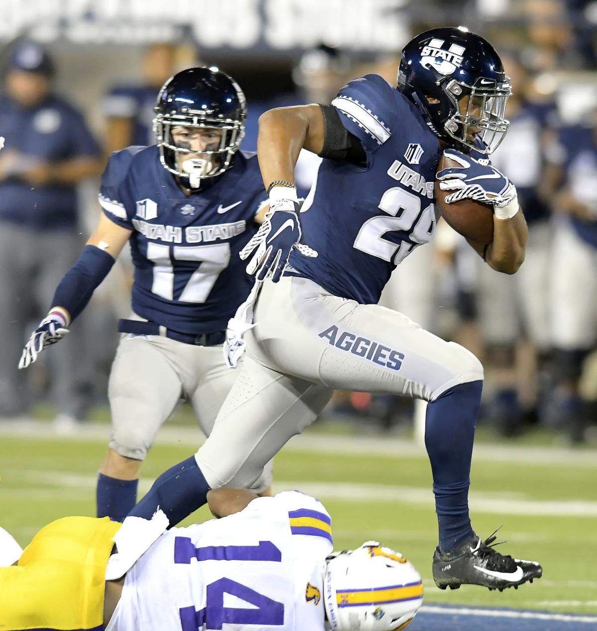 Tennessee Tech Utah St SECONDARY OFFENSE