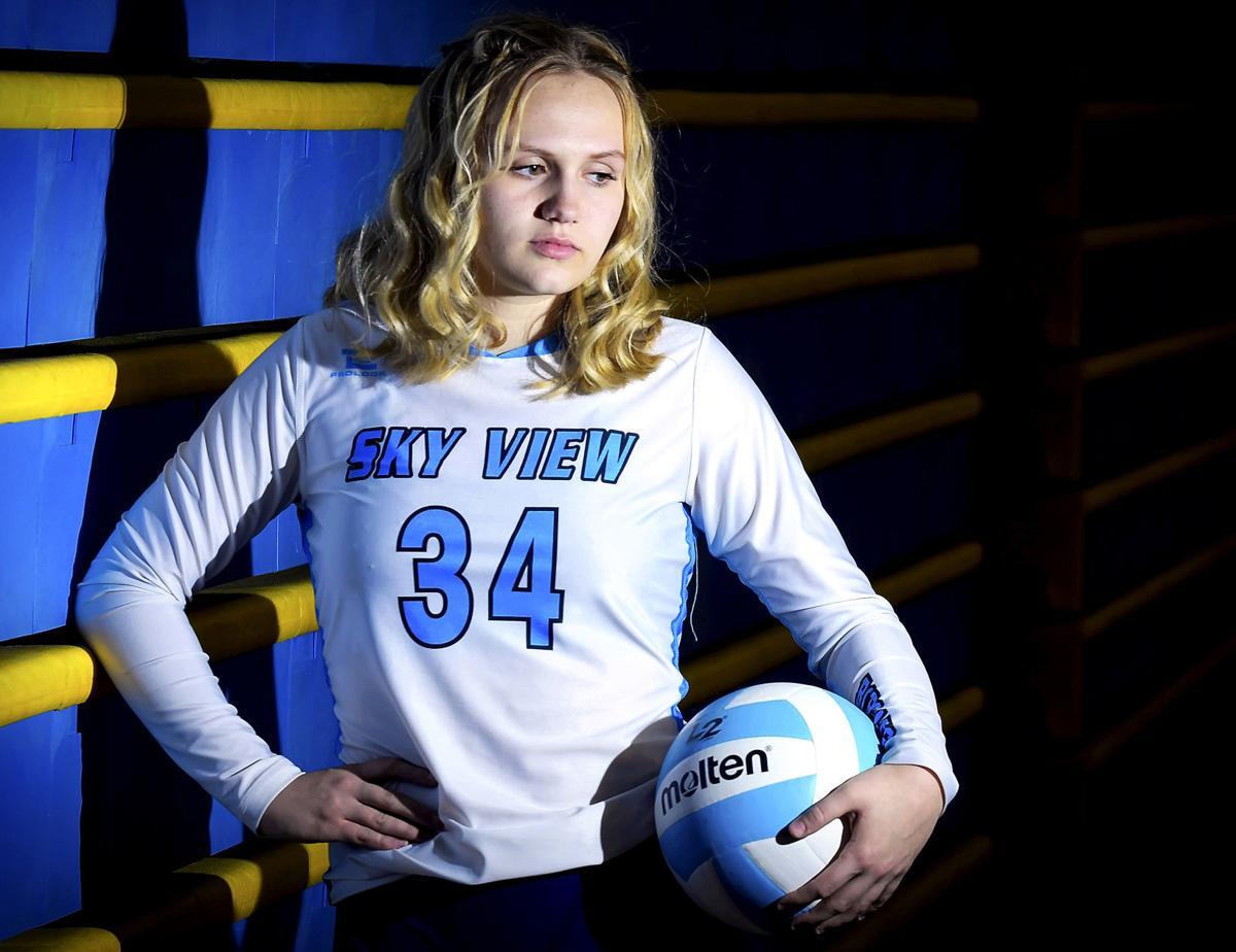 Haley McUne (main photo)