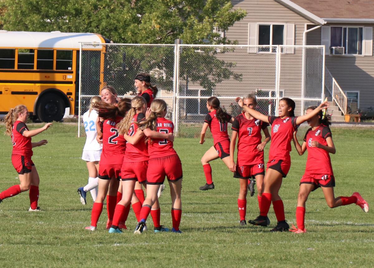 Girls soccer tops Sky View, ends long losing streak in region play