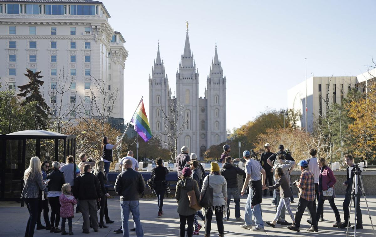 Lds Church Genealogical Database To Accept Same Sex Couples State