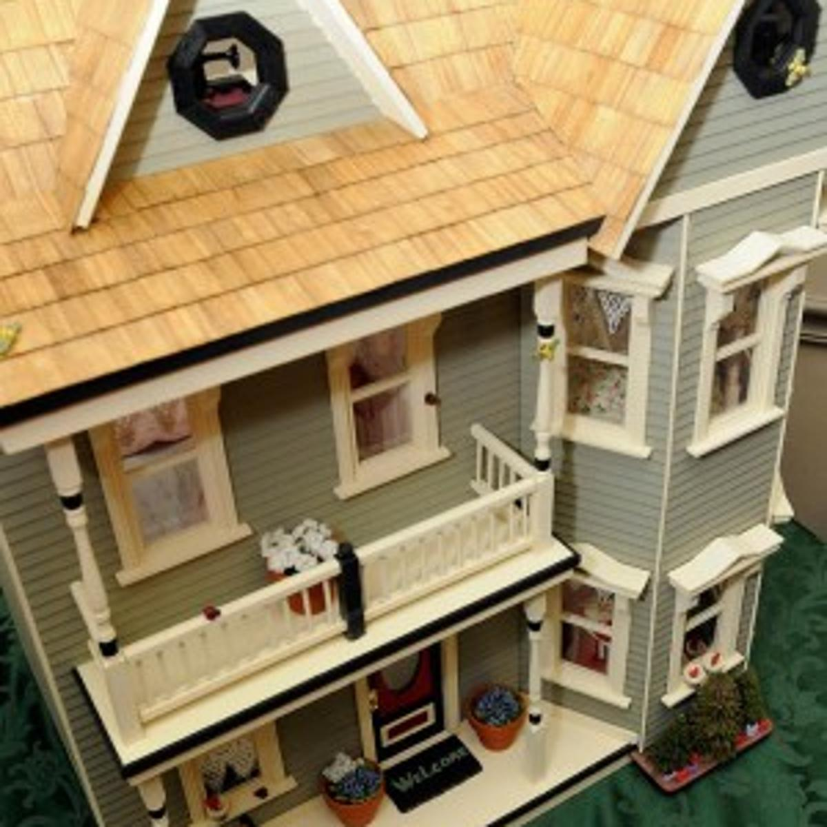 A passion for dollhouses | Arts and entertainment | hjnews com