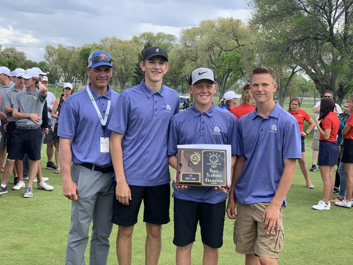 PHS golfers place in the top ten at state meet