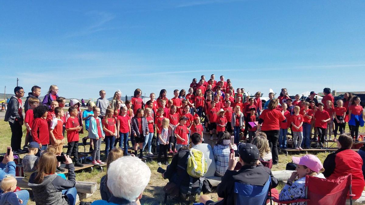 GS 150 McKinley choir