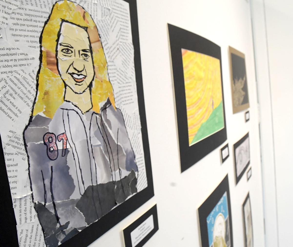 art gallery SECONDARY