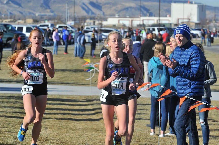 2019 All-Area Athlete of the Year: Bear Lake's Elli Kelsey — Girls cross country