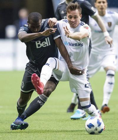 Techera, Blondell score in Whitecaps' 2-0 win over RSL