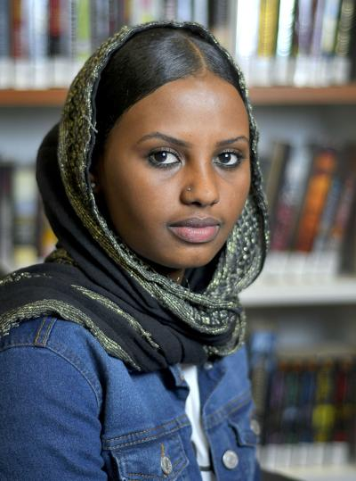 Graduate Profile: Cache High grad finds new friends in U.S. after immigrating from Sudan