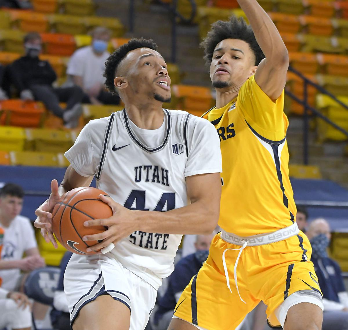 Northern Colorado Utah St Basketball SECONDARY