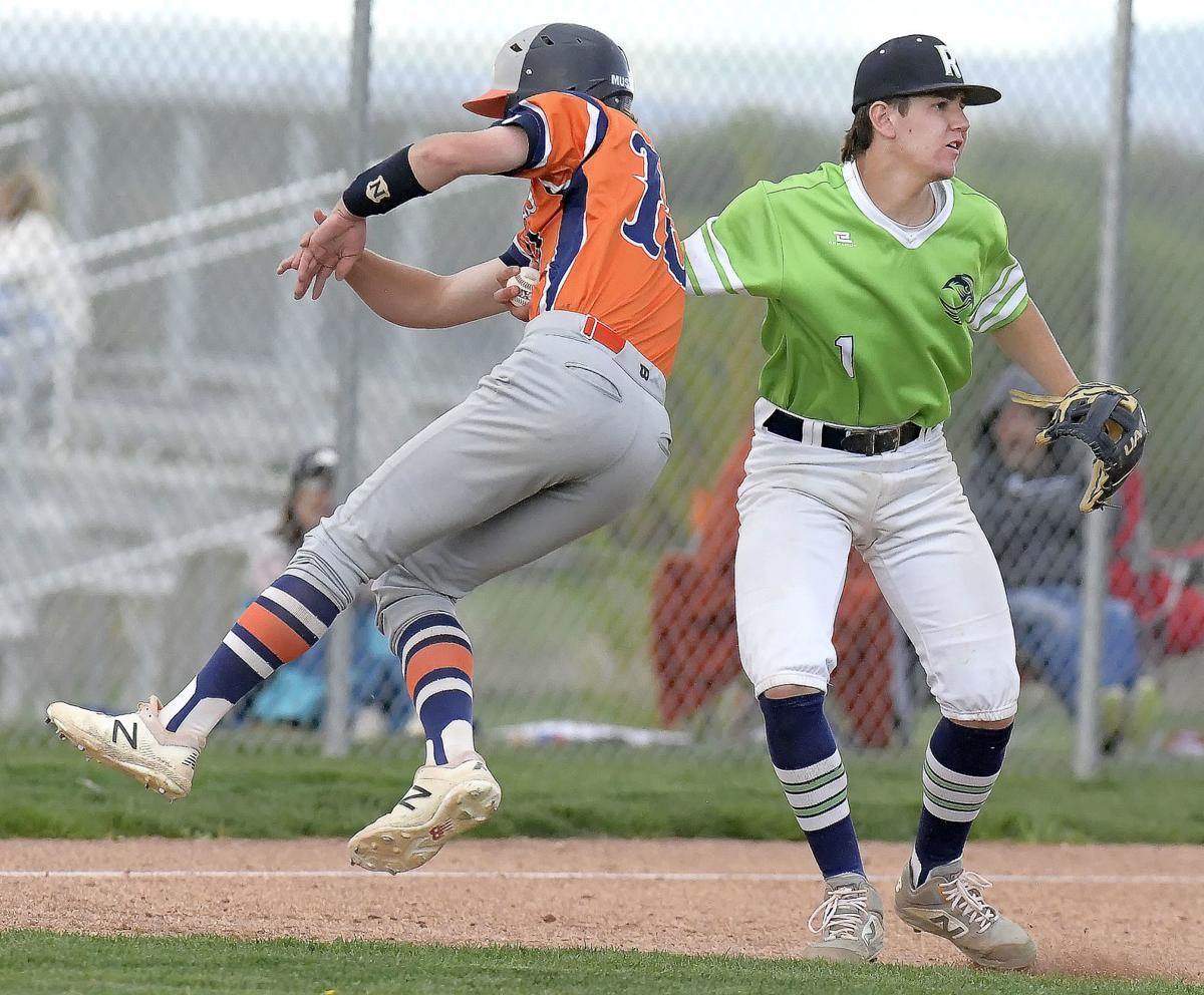 Ridgeline Mountain Crest Baseball SECONDARY