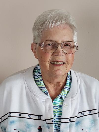 Joyce Johnson Palmer