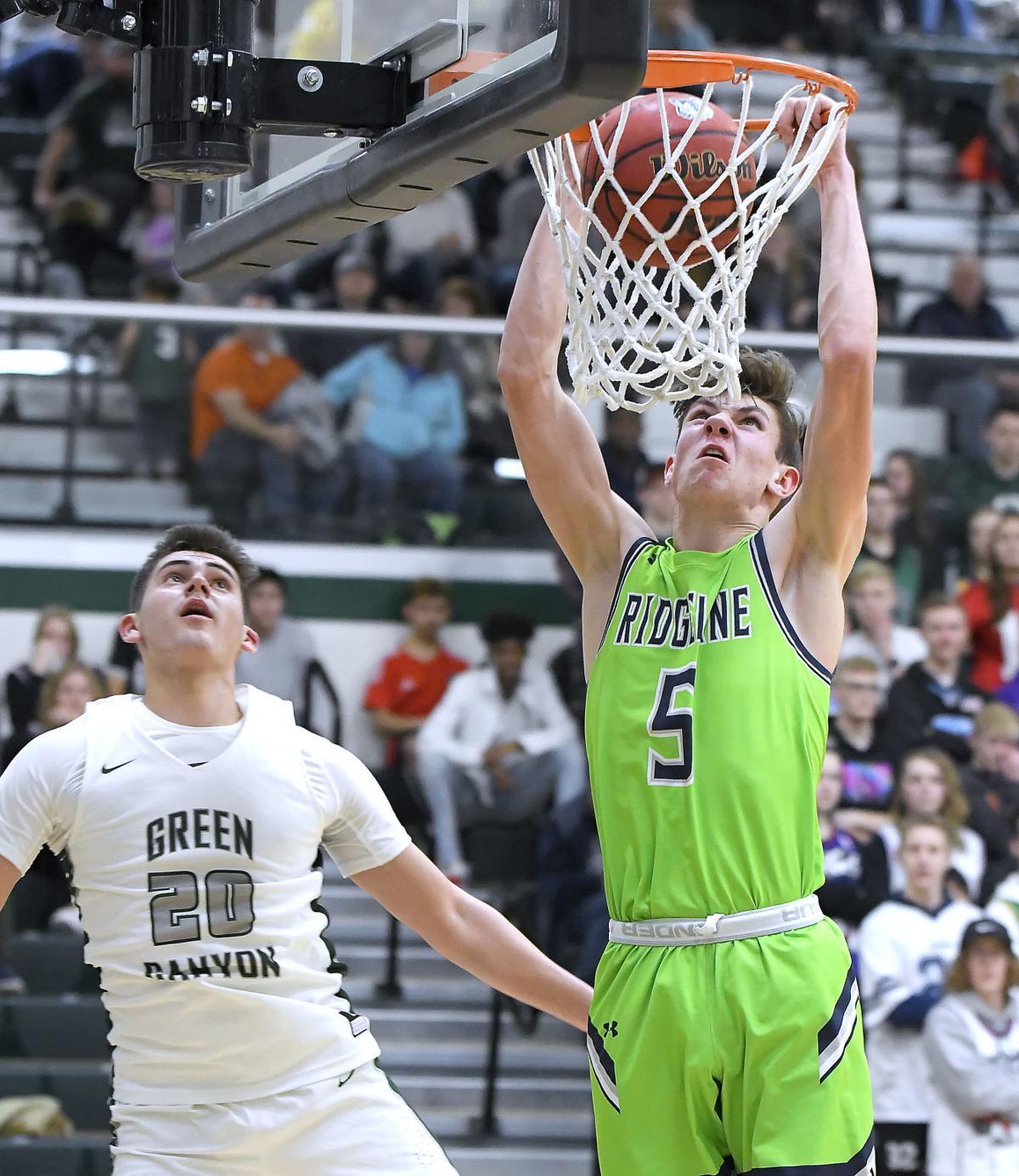 Green Canyon Ridgeline Basketball MAIN