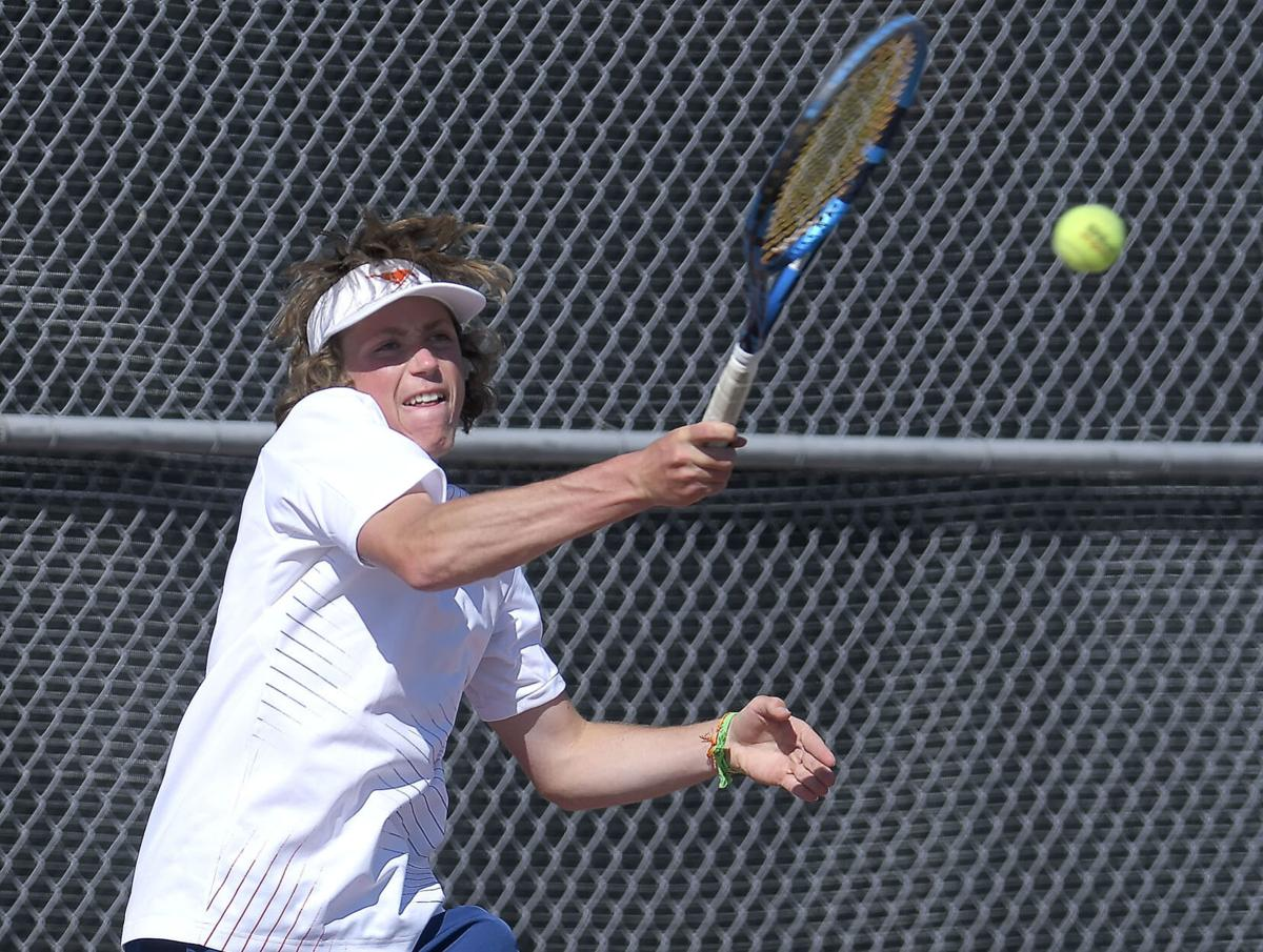 mountain crest logan TENNIS SECONDARY
