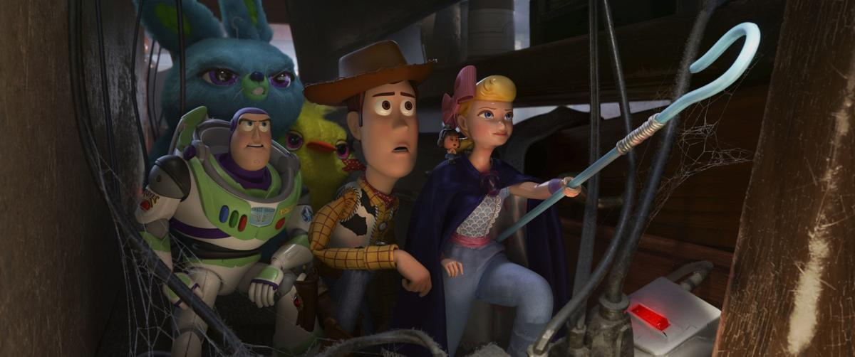 Toy Story 4 clip - WEB ONLY