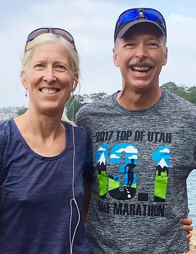 Robert Schmidt and Caroline Shugart