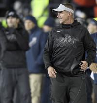 USU football coach talks about MW decision