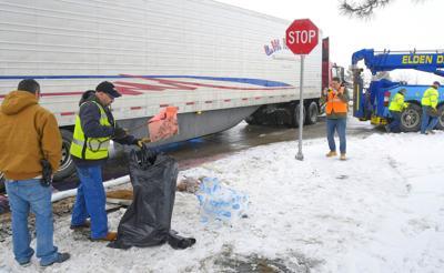 fuel spill