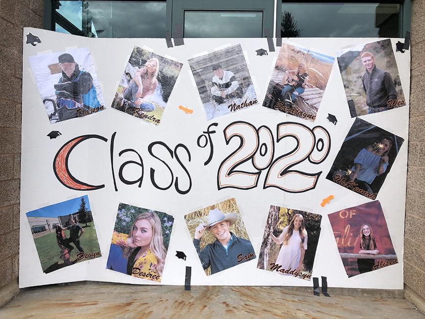 Cokeville Seniors 2020