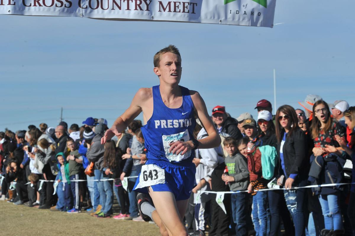 Riley Reid state cross country