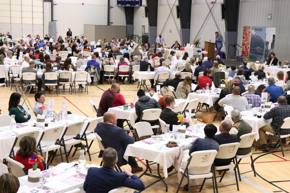 Box Elder Chamber recognizes top individuals, businesses at annual awards banquet