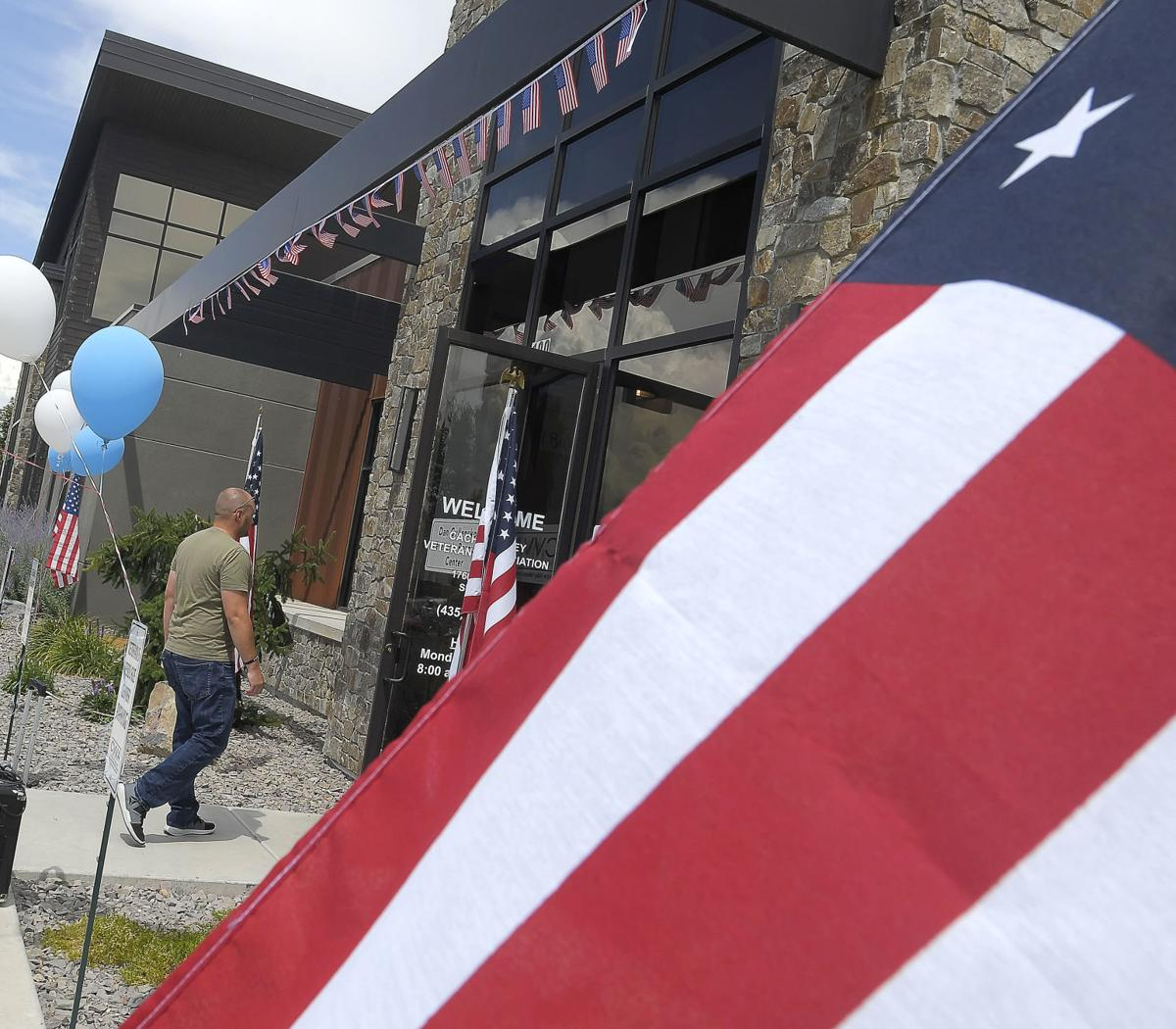 CVVA cuts ribbon for new veterans resource center