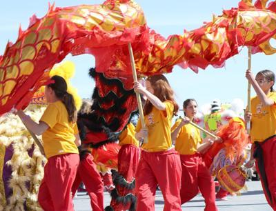 GS file lion dance