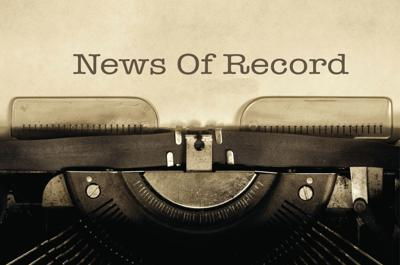 News of Record