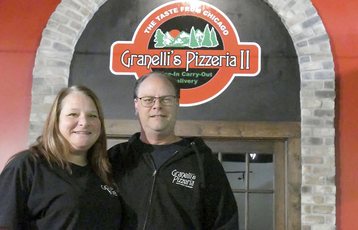 Granelli's Pizza coming to Smithfield; family ties lead Colorado owners to Cache Valley for 2nd location