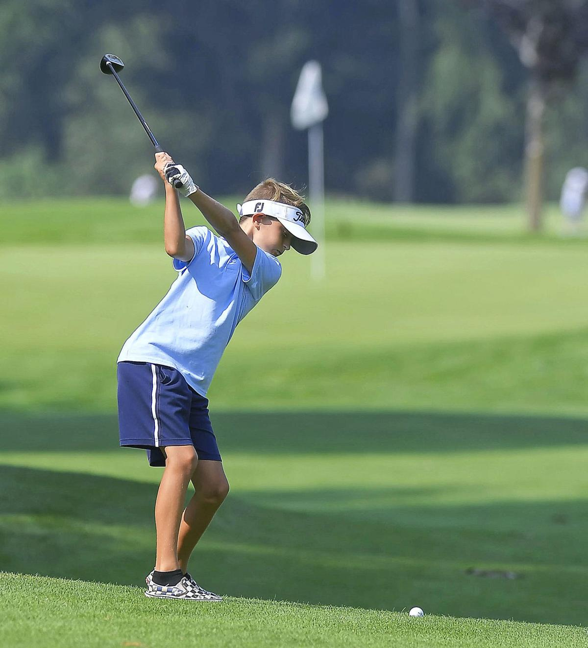 youth golf SECONDARY