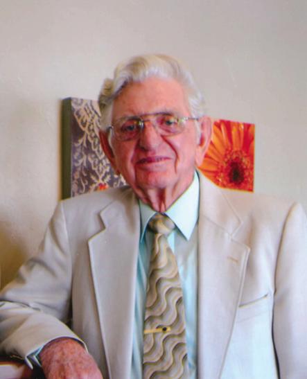 Elmer Johnson 90th Birthday