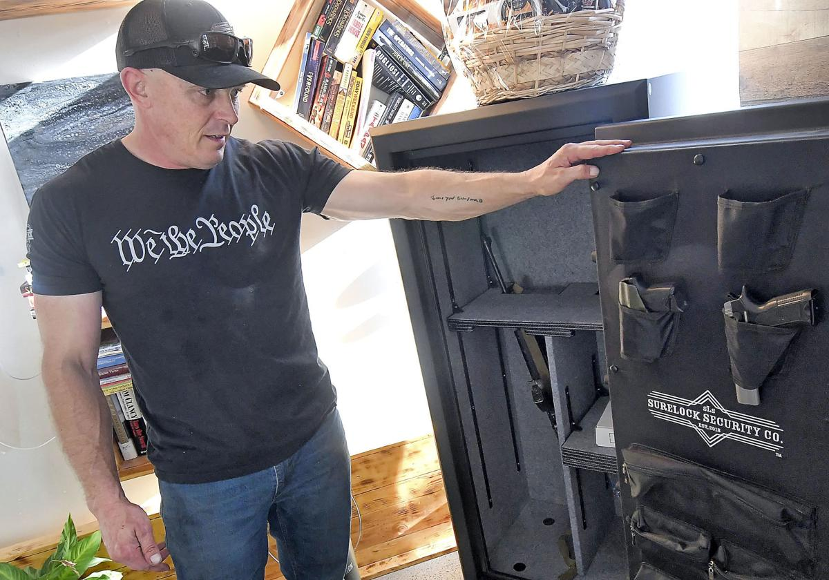 Safe storage: Logan coffee shop offers to hold onto guns for those in crisis