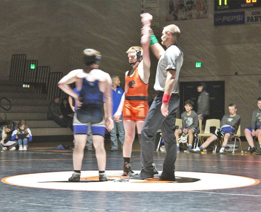 Panther's Wrestling